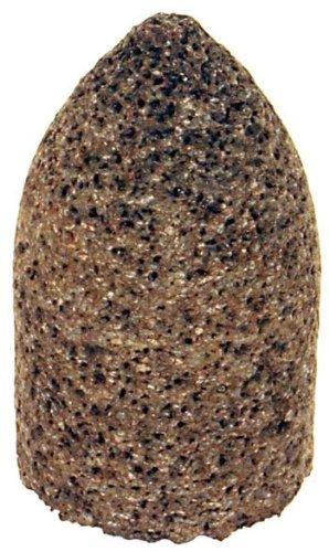 PFERD 61829 Type 16 Round Nose Cone, Aluminum Oxide, 2