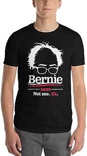 Bernie Sanders 2020 Not me Us Men's Black Shirts