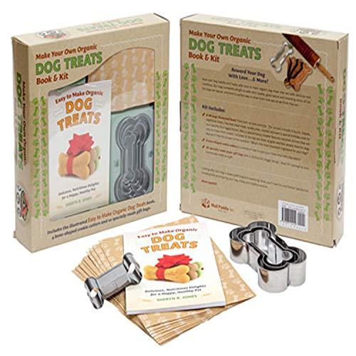 dog biscuit baking kit - 8