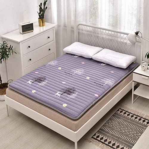 GLF Japanese Tatami Mattress, Non Slip Folding Futon Mattresses Single Double Bed Mattress For Student Dormitory Home Futon Mattress H 90x200cm (35x79inch)