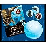 【24個入りBOX】ディズニー パイレーツオブカリビアン 入浴剤 最後の海賊 バスボール マリンの香り ジャンピングボール全7種