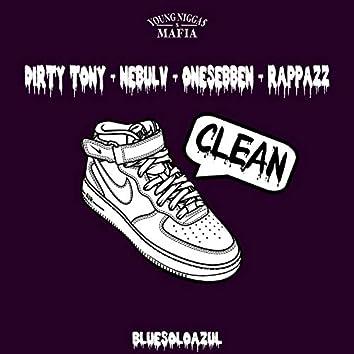 Clean (feat. NebulV, Rappazz, Dirty Tony & OneSebben)