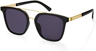 Mestige Women's Sunglasses Wayfarer Vienna In Black Black