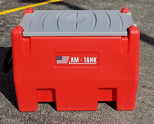 Portable Fuel Tank 58gl Gasoline and Diesel