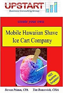 Mobile Hawaiian Shave Ice Cart Company