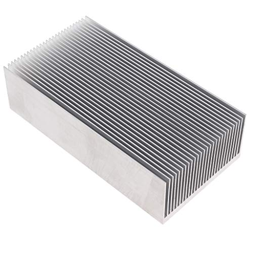 B Blesiya Disipador de Calor de Aleta de Enfriamiento para Amplificador/CPU de PC/Dispositivo Semiconductor de Transistor # 2