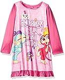 AME Sleepwear Girls' Little Fingerlings Nightgown, Pink Spirit, 4