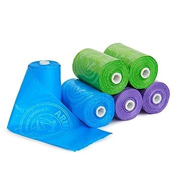 Munchkin Arm and Hammer Diaper Bag Refills 6 Pack 72 Bags