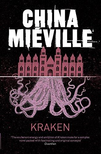 Kraken (English Edition)
