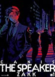 CANIS THE SPEAKER #1 (EDGE COMIX)