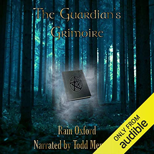 The Guardian's Grimoire audiobook cover art