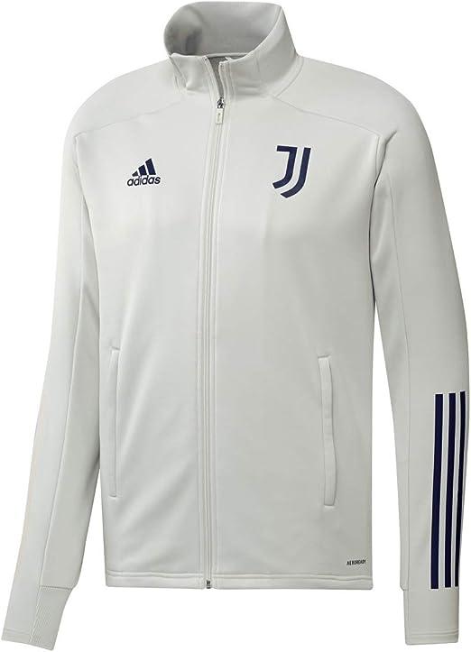 Adidas Juventus Training Tracksuit Bench Orbit Grey 2020/21 - Uomo ...