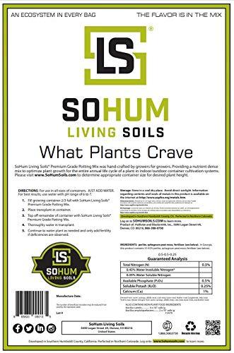 SoHum Living Soil