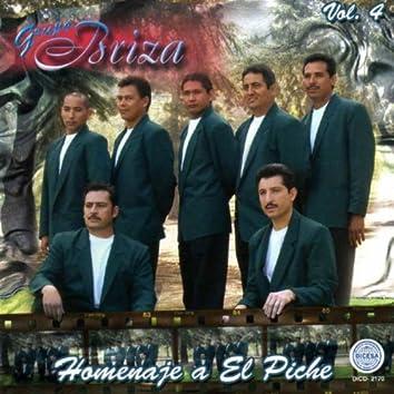 Homenaje A El Piche Vol. 4