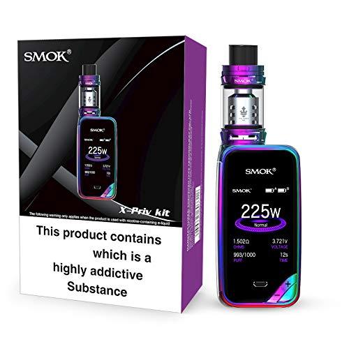 SMOK X-Priv Kit, Rainbow, 2 ml No N