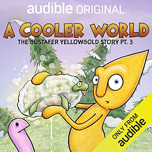 A Cooler World Audiobook By Morgan Taylor cover art