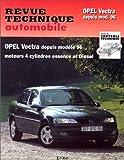 Rta 728.1 opel vectra essence & diesel depuis 96