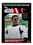 Star Wars The Force Awakens Serie 2 The Force Awakens - Caja de valor para tarjetas de comercio