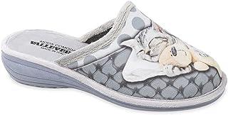 Valleverde 55121 pianelle Pantofole Panno Ragazza