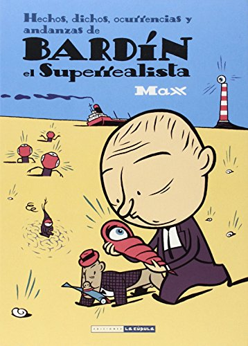 Bardín el Superrealista (Novela gráfica)