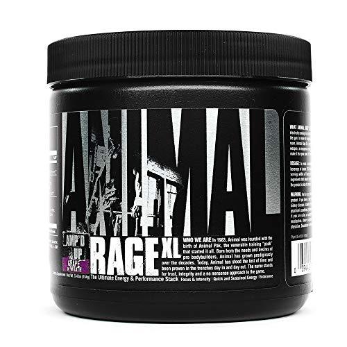 Animal Rage XL - Pre Workout Ultima…