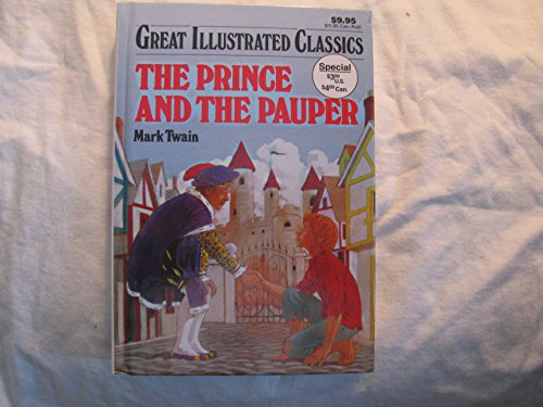 The Prince and the Pauper 1586781049 Book Cover