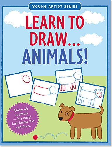 Learn to Draw Animals! (Young Artist)