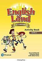 English Land 2nd Edition Level 2 Activity Book