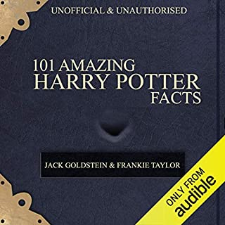 101 Amazing Harry Potter Facts cover art