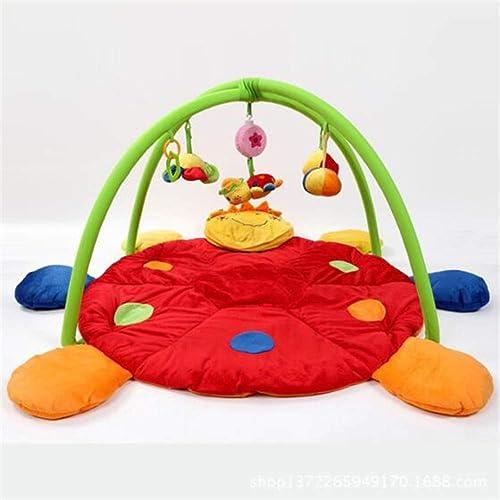 estilo clásico Baby Baby Baby Play Mat BPA Gratuito, no tóxico, de 0,8 de Grosor, Alfombra de rastreo Portable Toddlers Kids Super Deluxe Activity Gym Play Mat, Classic Animals  100% a estrenar con calidad original.