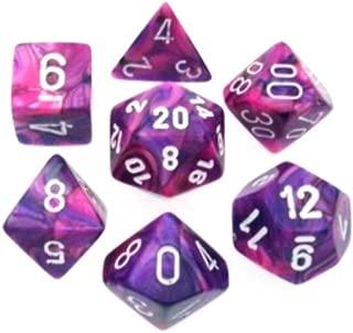 chessex festive violet