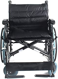 Wheelchairs Elderly, Disabled, Rehabilitation Patient Medical Assistance Nursing Cart Transport Wheelchair Armrest Adjustable Widening and Thickening for Obese People