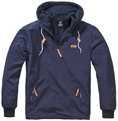 Brandit Herren Jacke Luke Windbreaker Navy 4XL