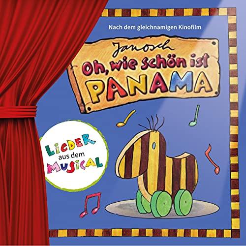 Janosch - Oh, wie schön ist Panama. Lieder aus dem Musical Titelbild