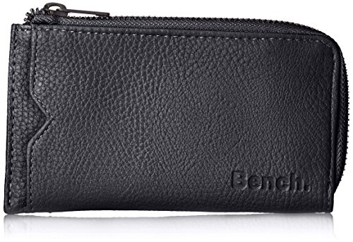 Bench Damen Coin Purse Geldbörse, Black, 28.2 x 23.3 x 2.3 cm