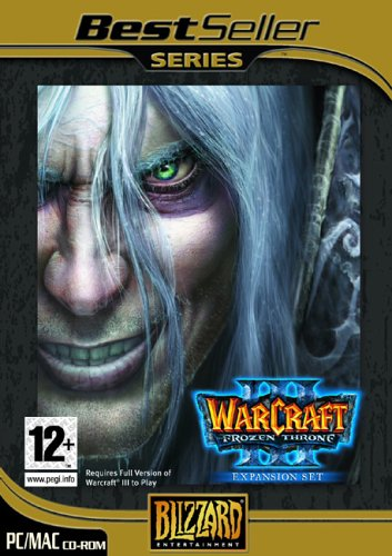 Warcraft 3 Frozen Throne Expansion Pack [UK Import]