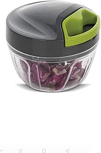 Havells Handy Mini Chopper with 3 Blades (Grey)