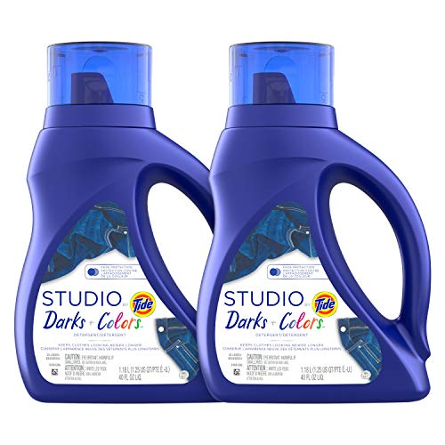 2 Pack of Tide Studio Liquid Laundry Detergent, 40 Fl Oz Now $7.34 (Was $11.99)