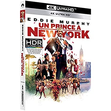 Un Prince à New York - Blu-Ray UHD 4K [4K Ultra HD]
