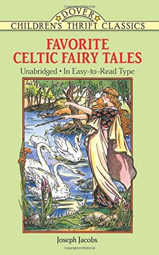 Favorite Celtic Fairy Tales (Dover Children's Thrift Classics) (Paperback)