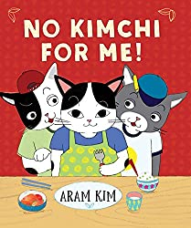 Diverse books with food and recipe and 3 book giveaway together they cook a yummy kimchi pancake that everyone can enjoy recipe included picture book ages 3 and up forumfinder Image collections