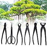 Con una borsa di stoccaggio forbici da giardino, in lega di acciaio inox materiale bonsai strumento, per la casa giardinaggio esigenze giardino