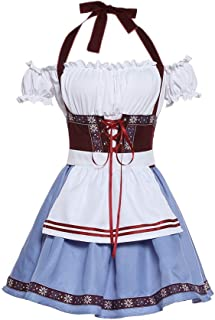 sexy dutch girl costume