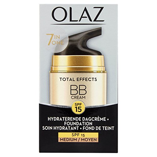 Olaz Total Effects BB Cream SPF 15 für mittlere Hautton, 100 g