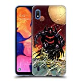 Head Case Designs Oficial Batman DC Comics Bat Infernal Disfraces icónicos Carcasa de Gel de Silicona Compatible con Samsung Galaxy A10 (2019)