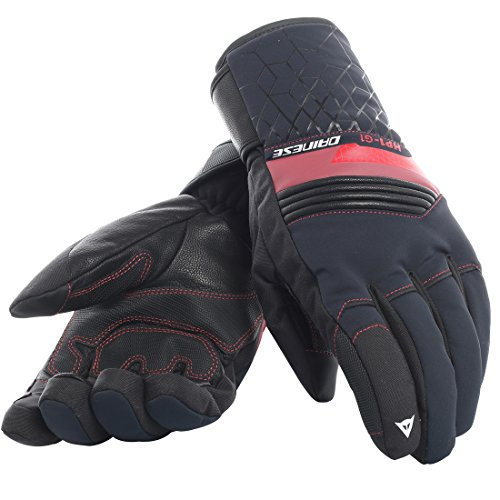 Dainese Herren HP1 Gloves Handschuhe, Stretch-Limo/Chili-Pepper, M