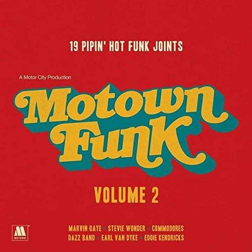 Motown Funk [Vinyl LP]