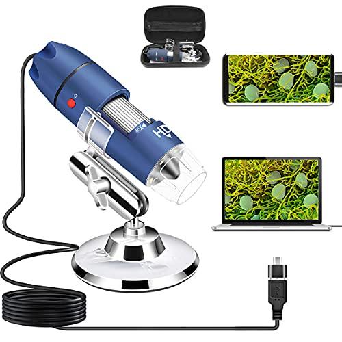 microscopio usb de la marca cainda