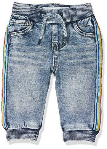 NAME IT Baby-Jungen Jeans NBMROMEO DNMANTON 1184 SWE Pant, Blau (Light Blue Denim), (Herstellergröße: 62)