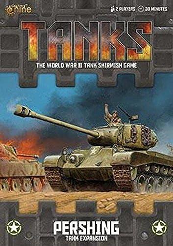 TANKS  - US Pershing Expansion Tanks by TANKS